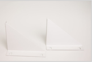 SP-6602  Support for Shelf (Open Rack) (4 ชิ้น/1ชุด)